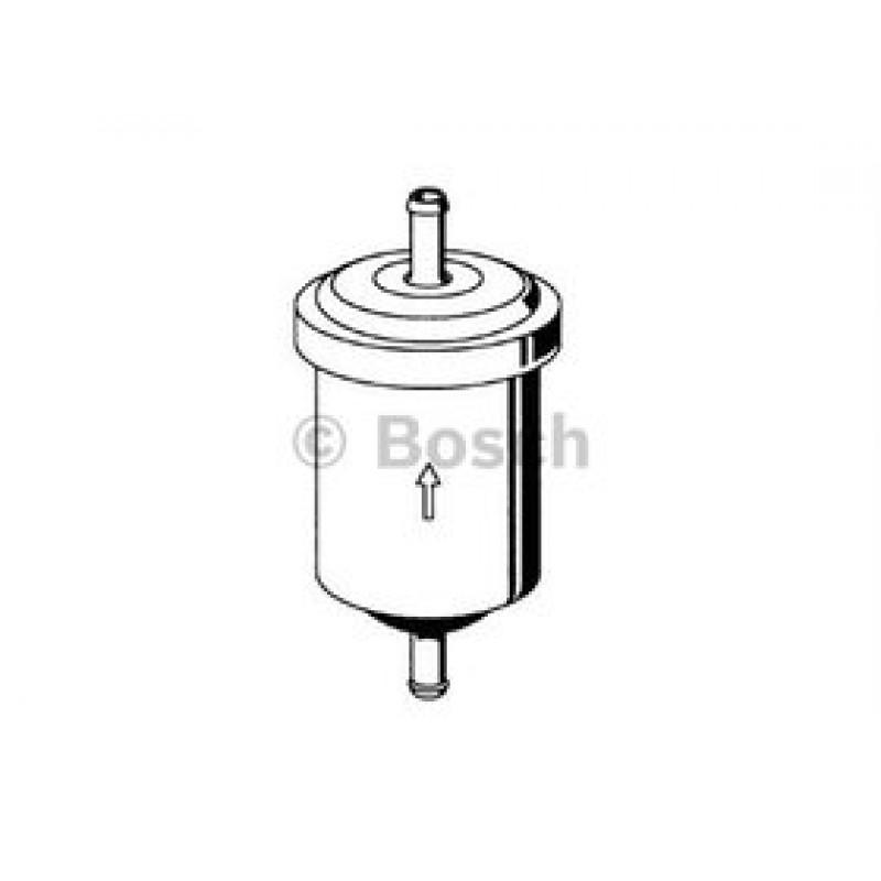 Palivový filter Bosch 0 450 902 161