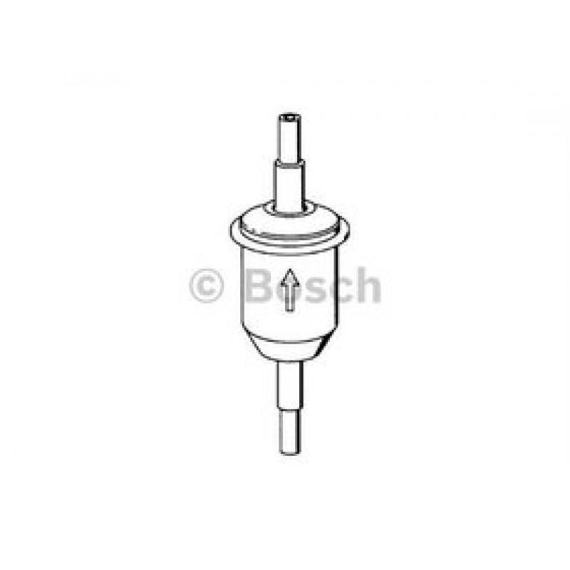 Palivový filter Bosch 0 450 904 058