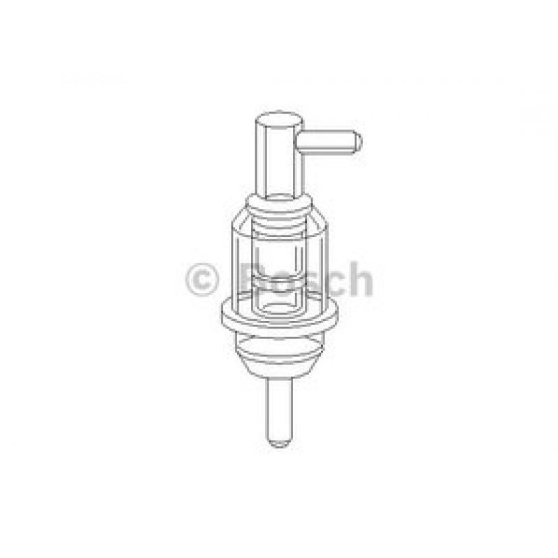 Palivový filter Bosch 0 450 904 077
