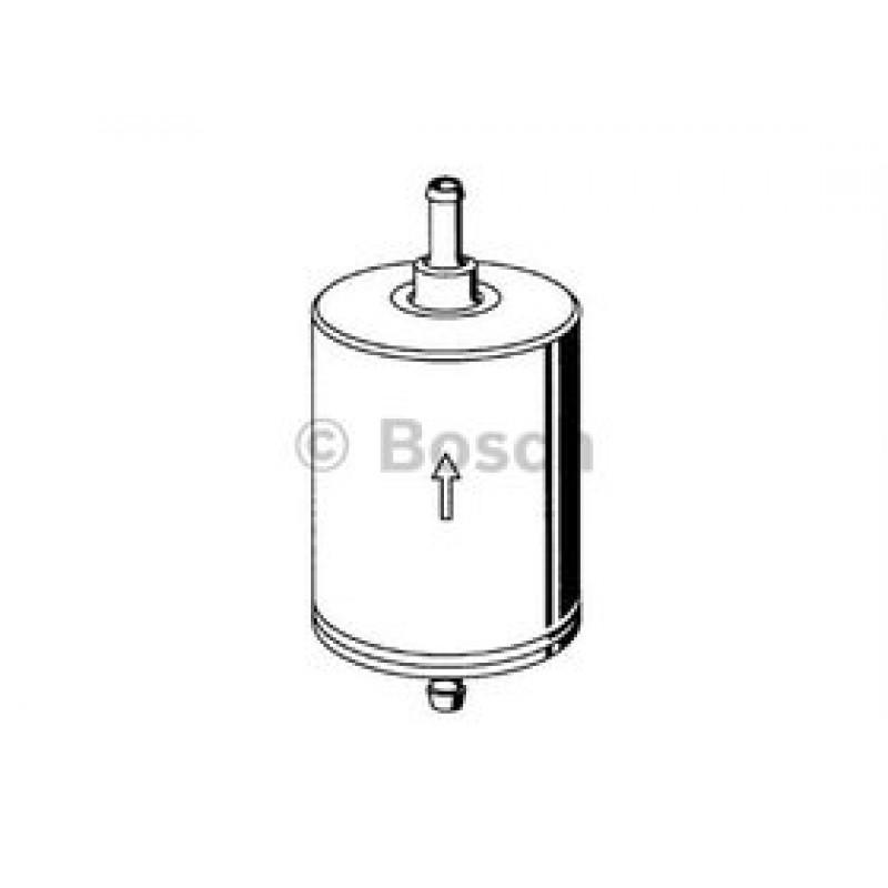 Palivový filter Bosch 0 450 906 462