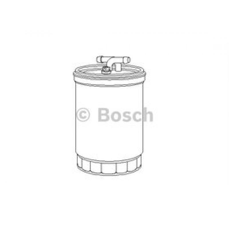 Palivový filter Bosch 1 457 434 437
