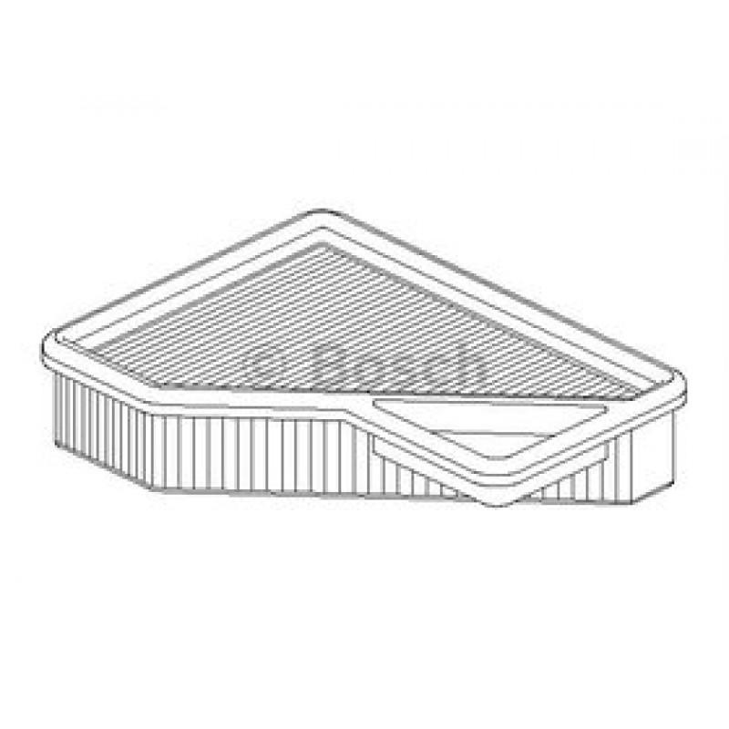 Vzduchový filter Bosch 1 457 433 100