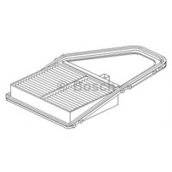 Vzduchový filter Bosch 1 987 429 176