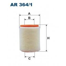 Vzduchový filter Filtron AR364/1