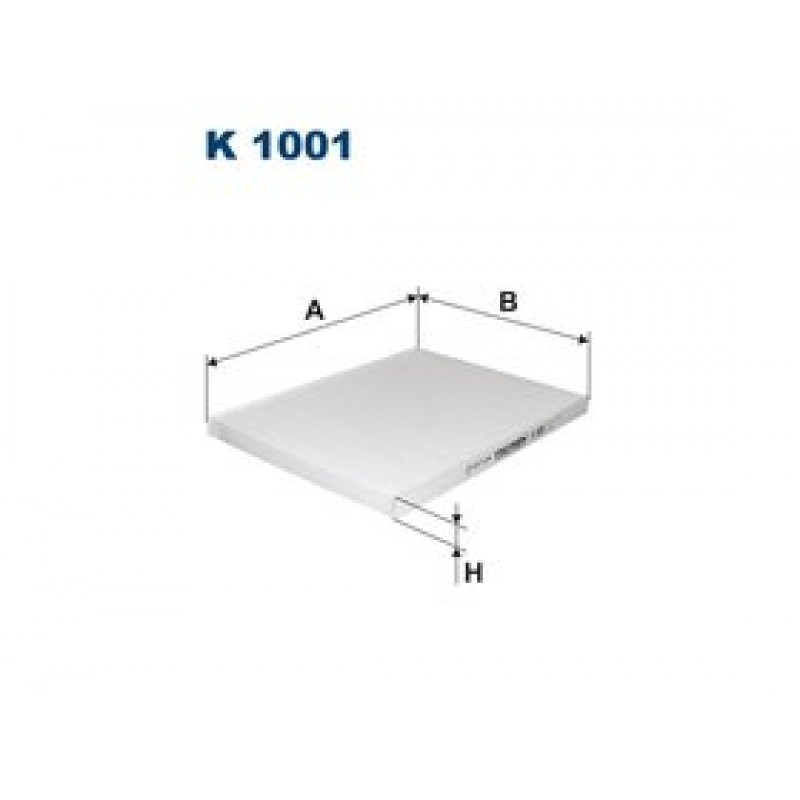 Kabinový filter Filtron K1001