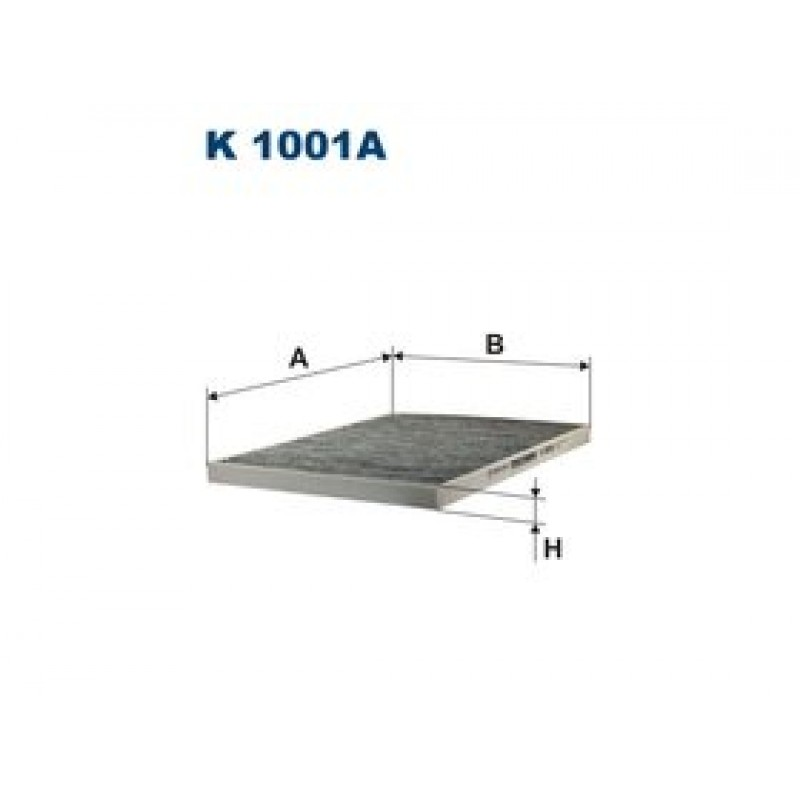 Kabinový filter Filtron K1001A