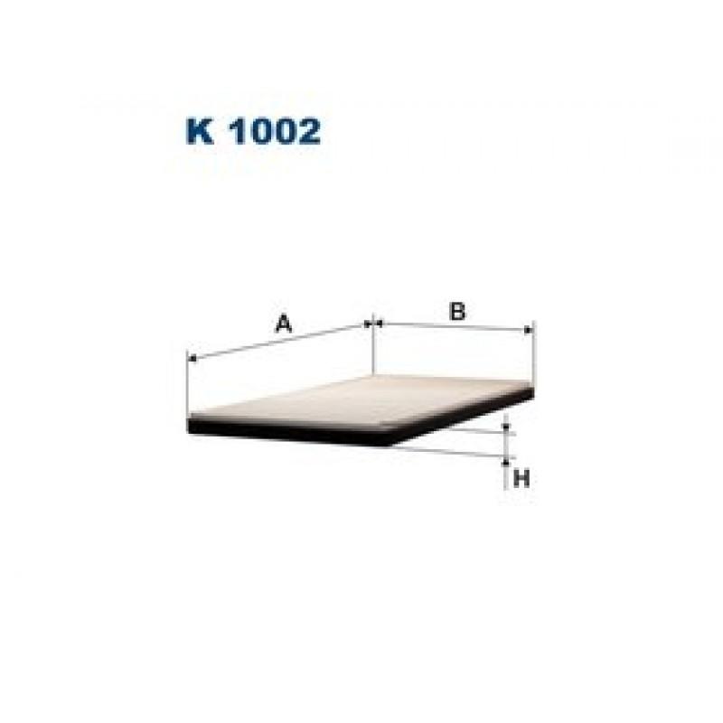 Kabinový filter Filtron K1002