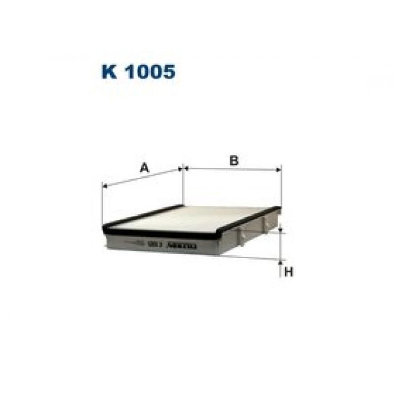Kabinový filter Filtron K1005