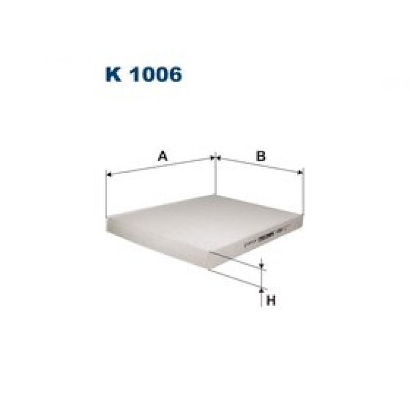 Kabinový filter Filtron K1006