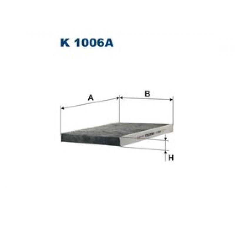 Kabinový filter Filtron K1006A