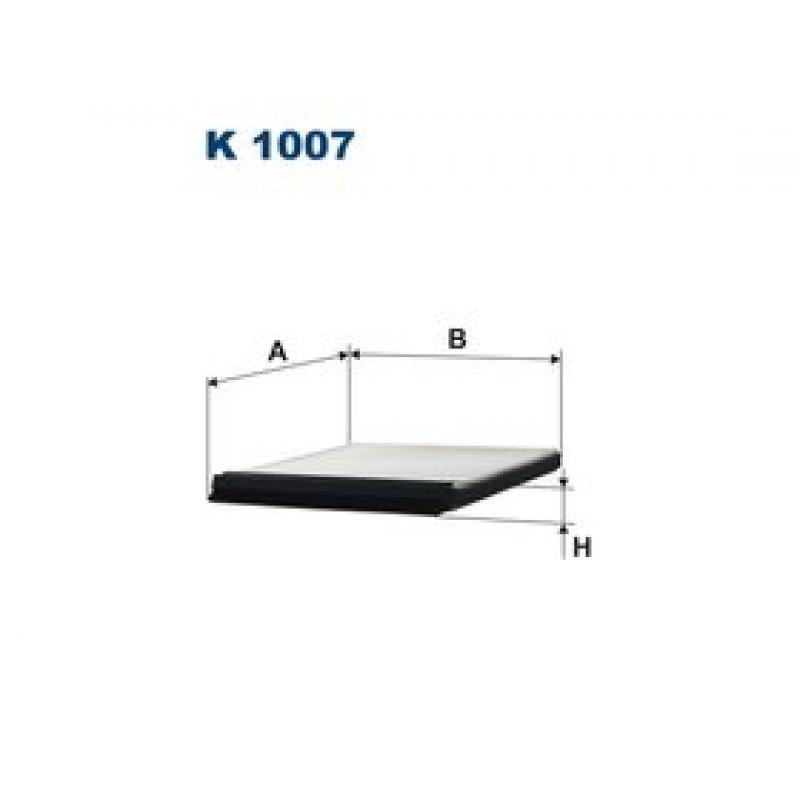 Kabinový filter Filtron K1007