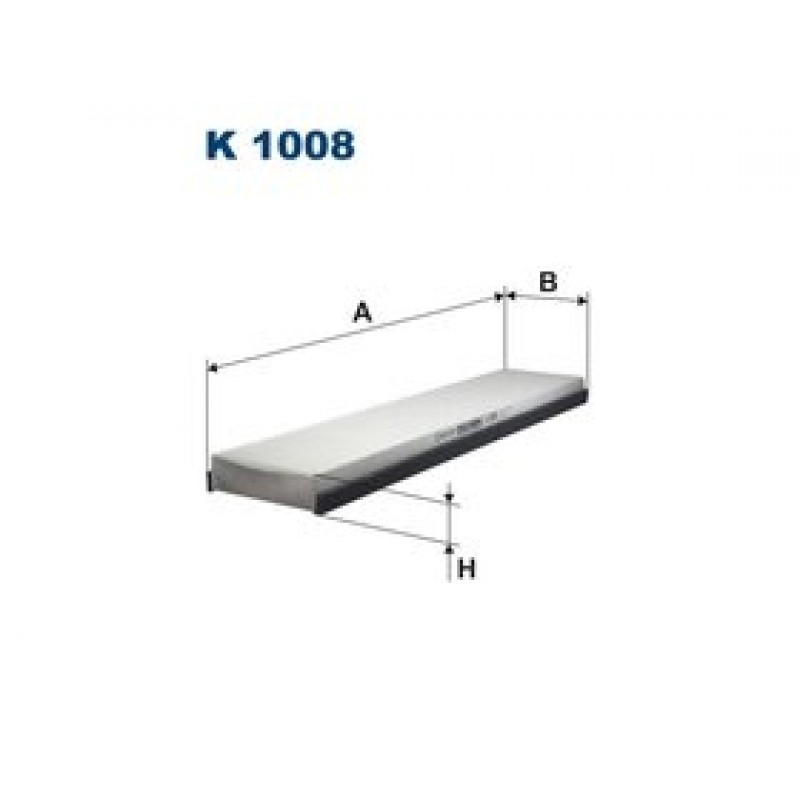 Kabinový filter Filtron K1008