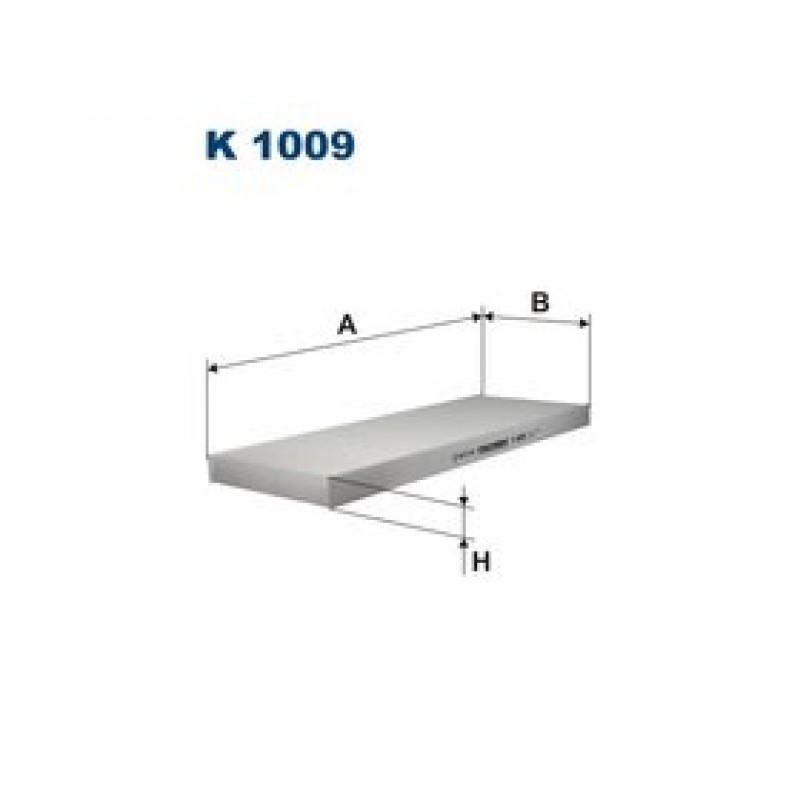 Kabinový filter Filtron K1009