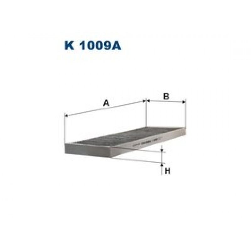 Kabinový filter Filtron K1009A