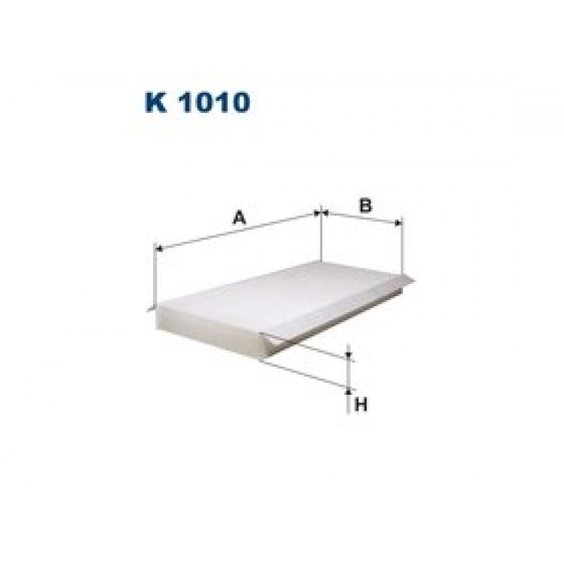 Kabinový filter Filtron K1010