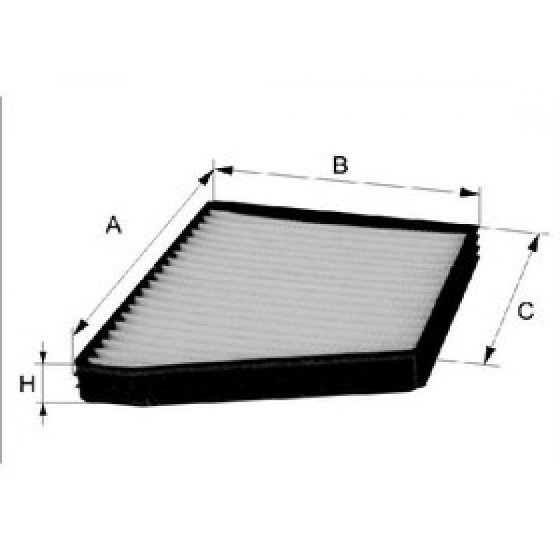 Kabinový filter Filtron K1013