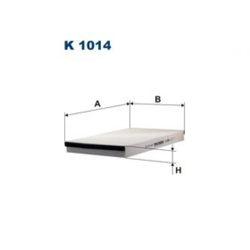 Kabinový filter Filtron K1014