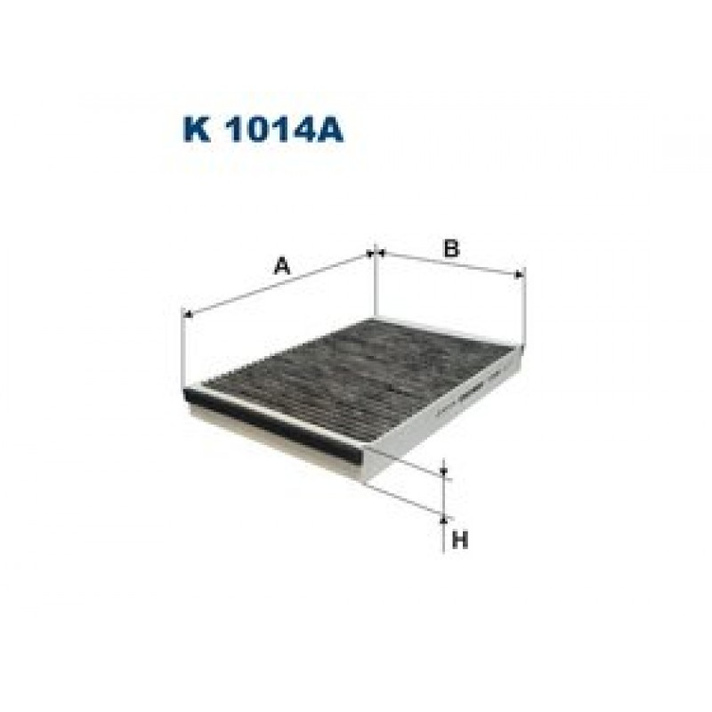 Kabinový filter Filtron K1014A
