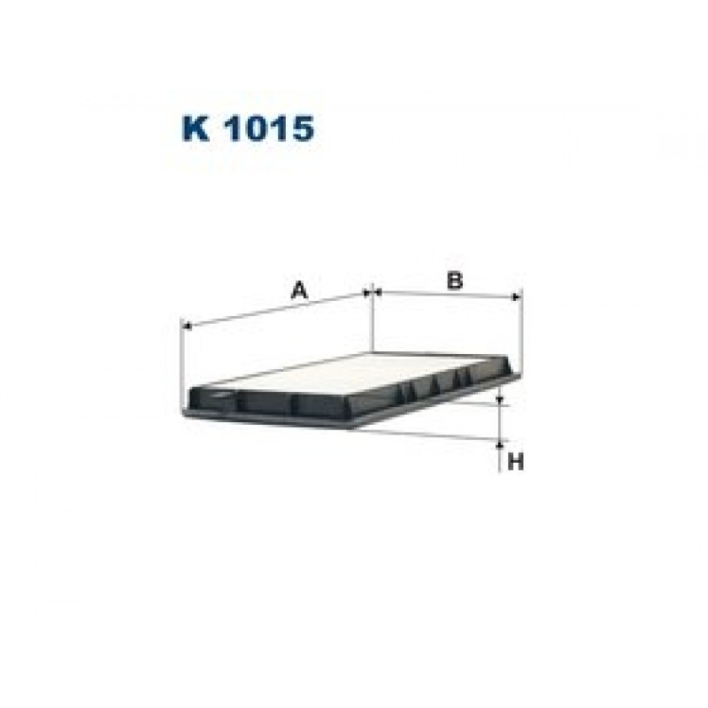 Kabinový filter Filtron K1015