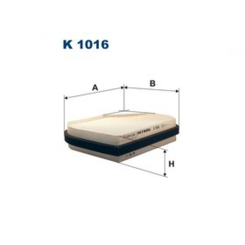 Kabinový filter Filtron K1016