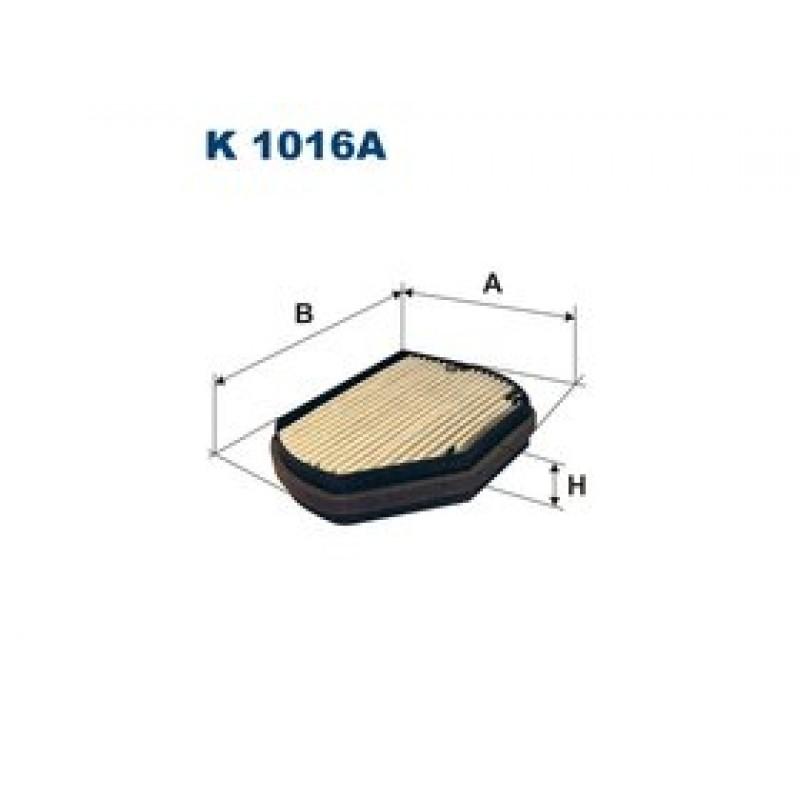 Kabinový filter Filtron K1016A
