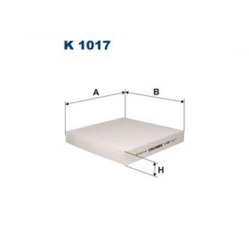 Kabinový filter Filtron K1017