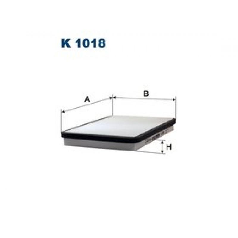 Kabinový filter Filtron K1018