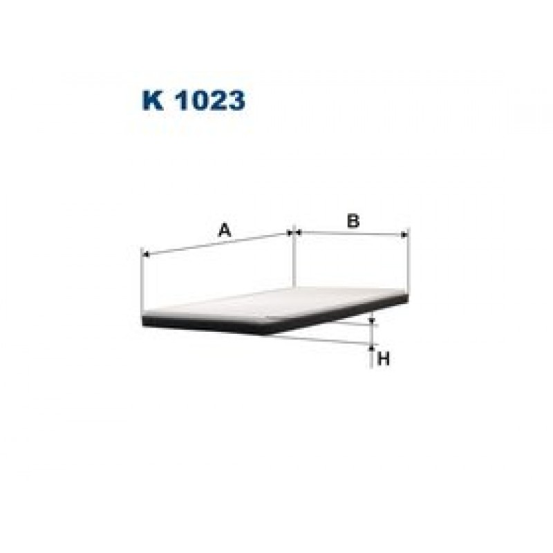 Kabinový filter Filtron K1023