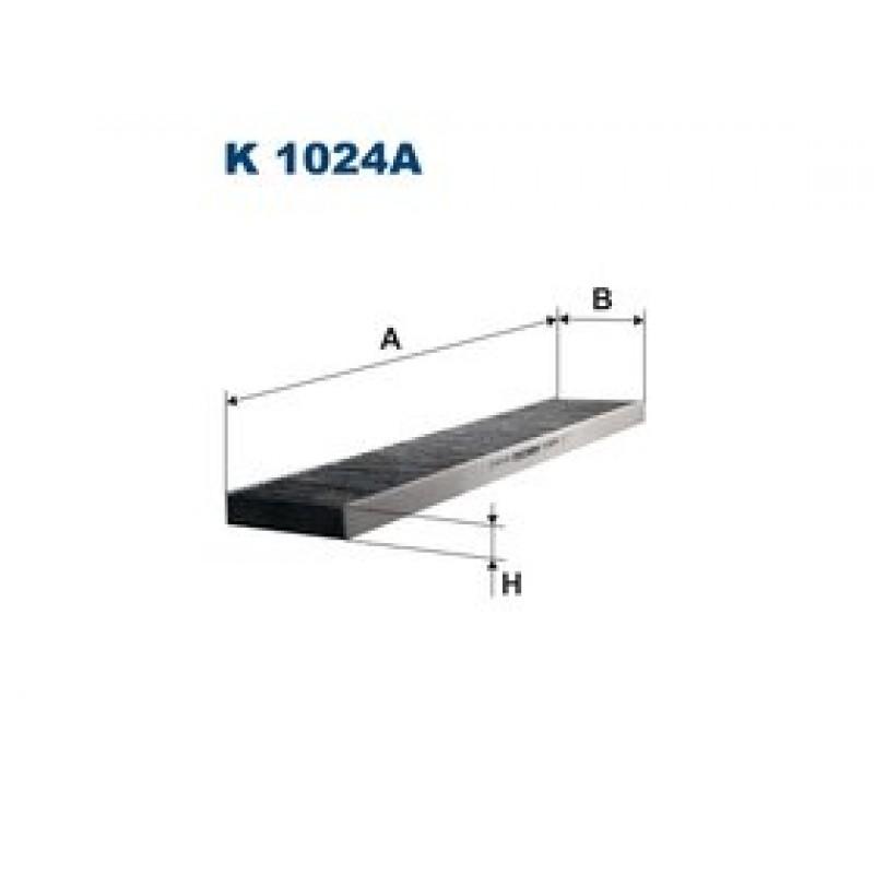 Kabinový filter Filtron K1024A