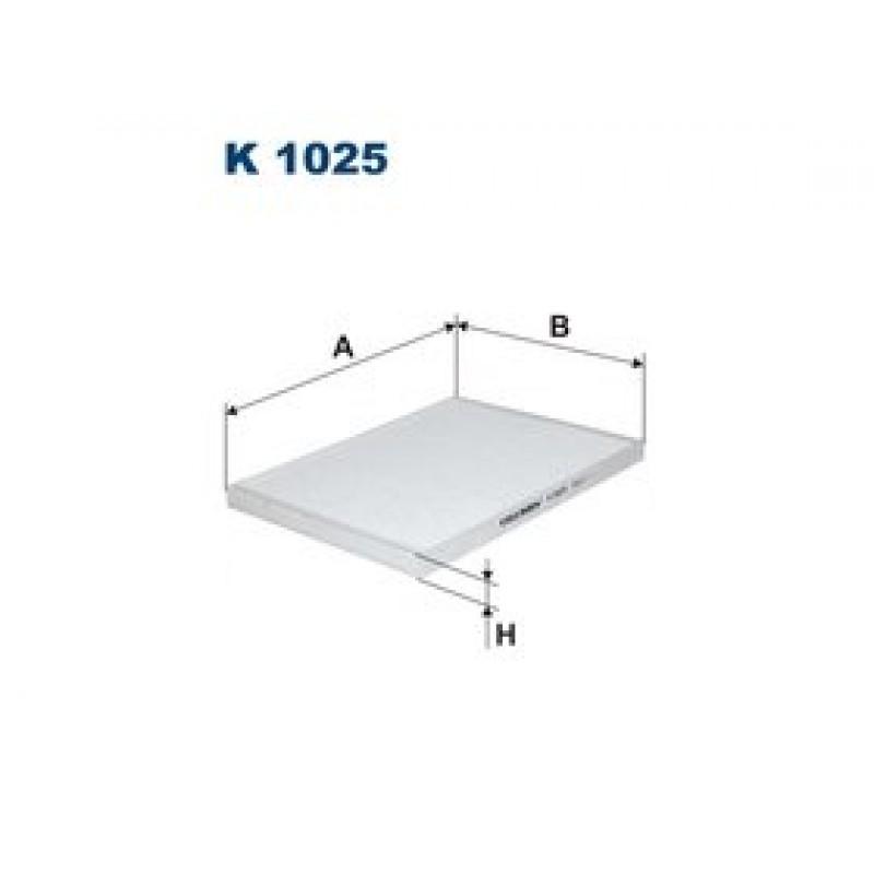 Kabinový filter Filtron K1025
