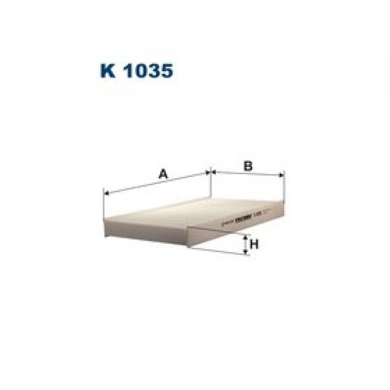 Kabinový filter Filtron K1035