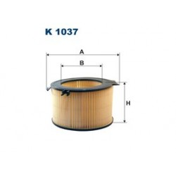 Kabinový filter Filtron K1037