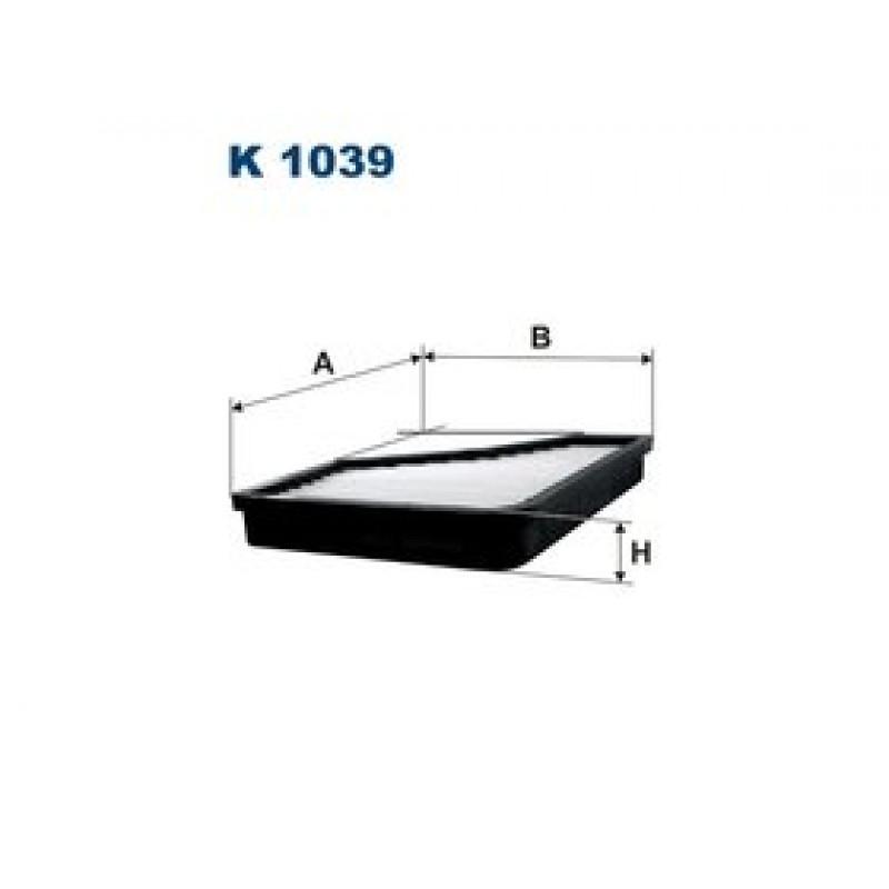 Kabinový filter Filtron K1039