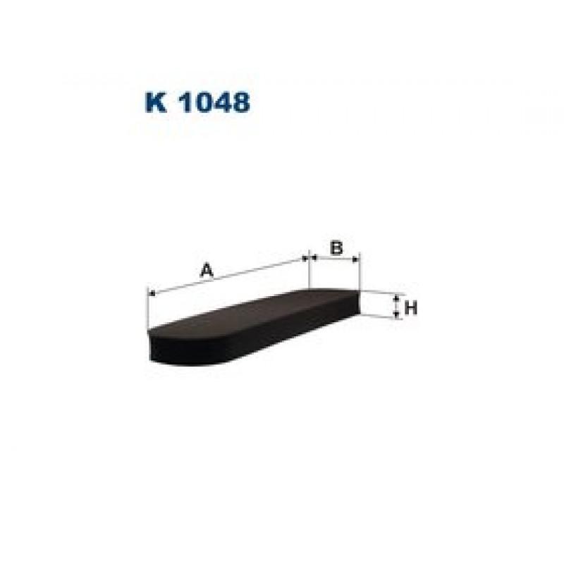 Kabinový filter Filtron K1048