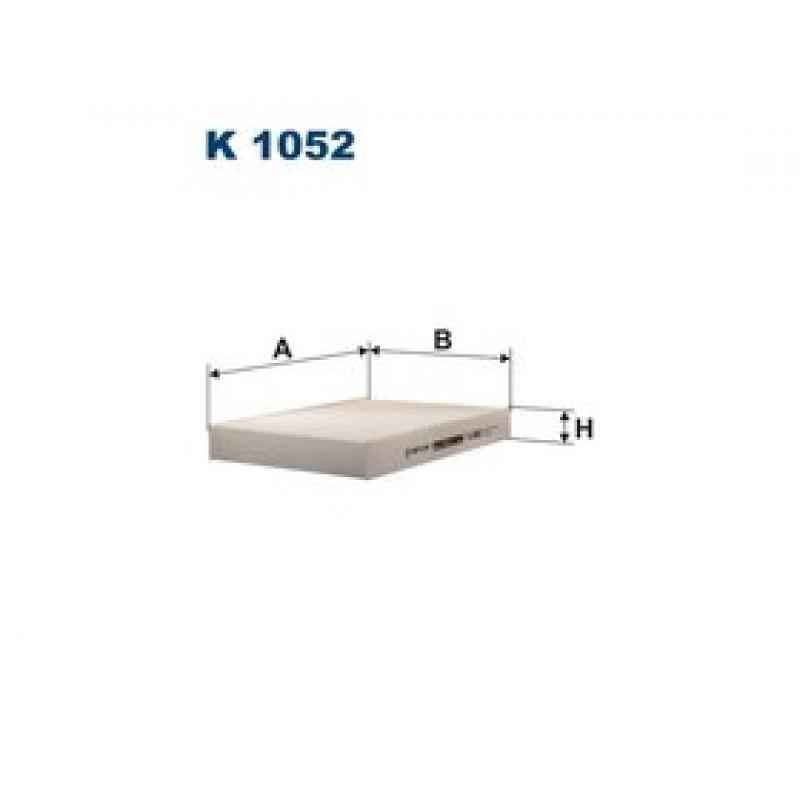 Kabinový filter Filtron K1052