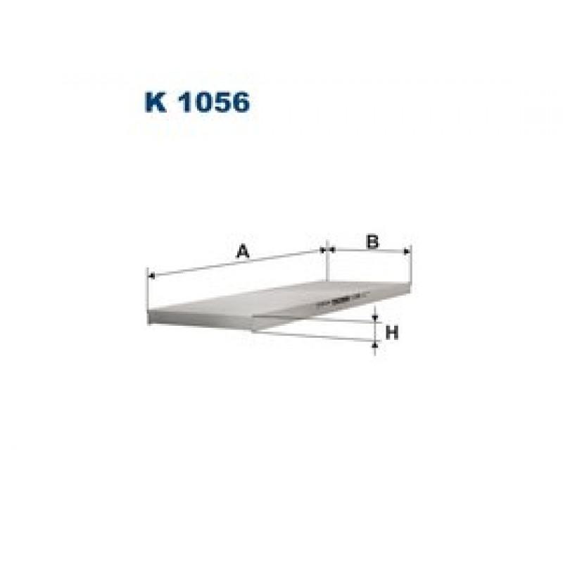 Kabinový filter Filtron K1056