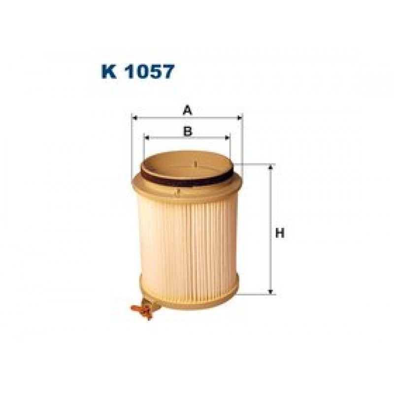 Kabinový filter Filtron K1057