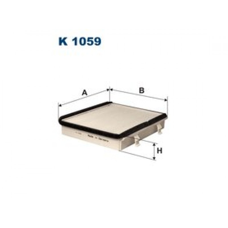 Kabinový filter Filtron K1059