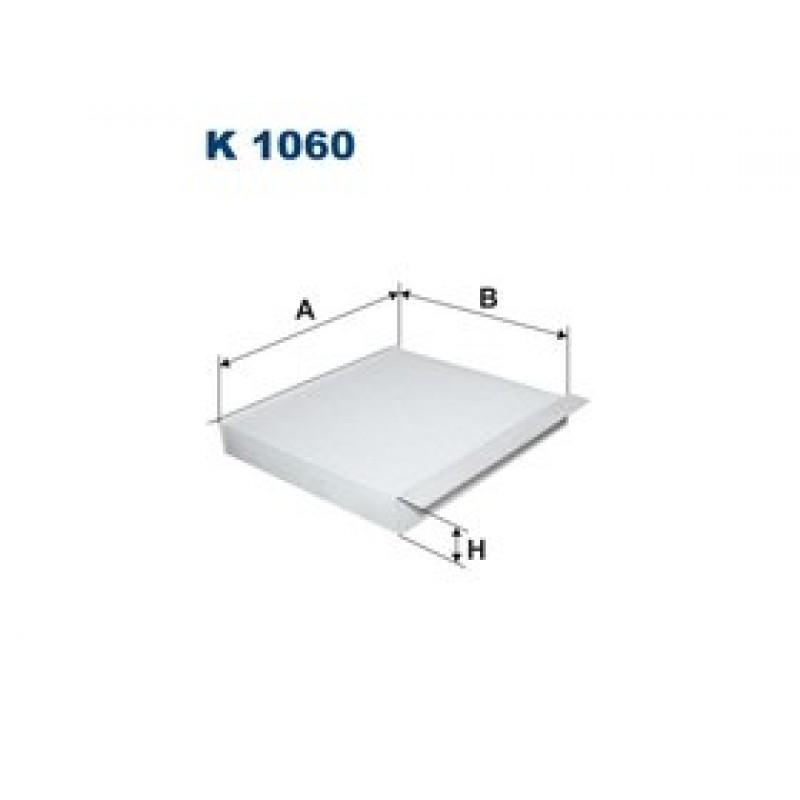 Kabinový filter Filtron K1060