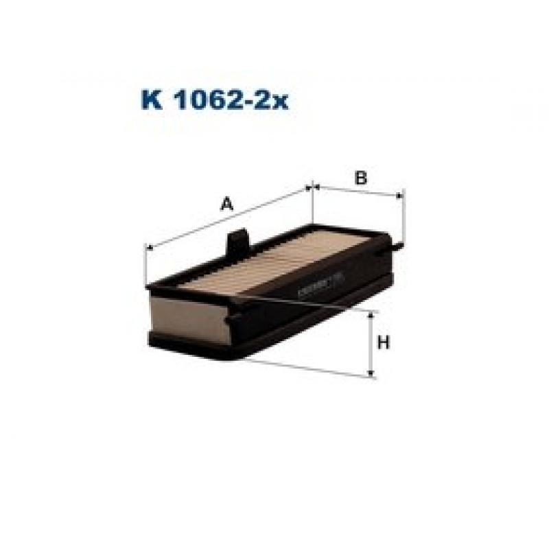 Kabinový filter Filtron K1062-2X