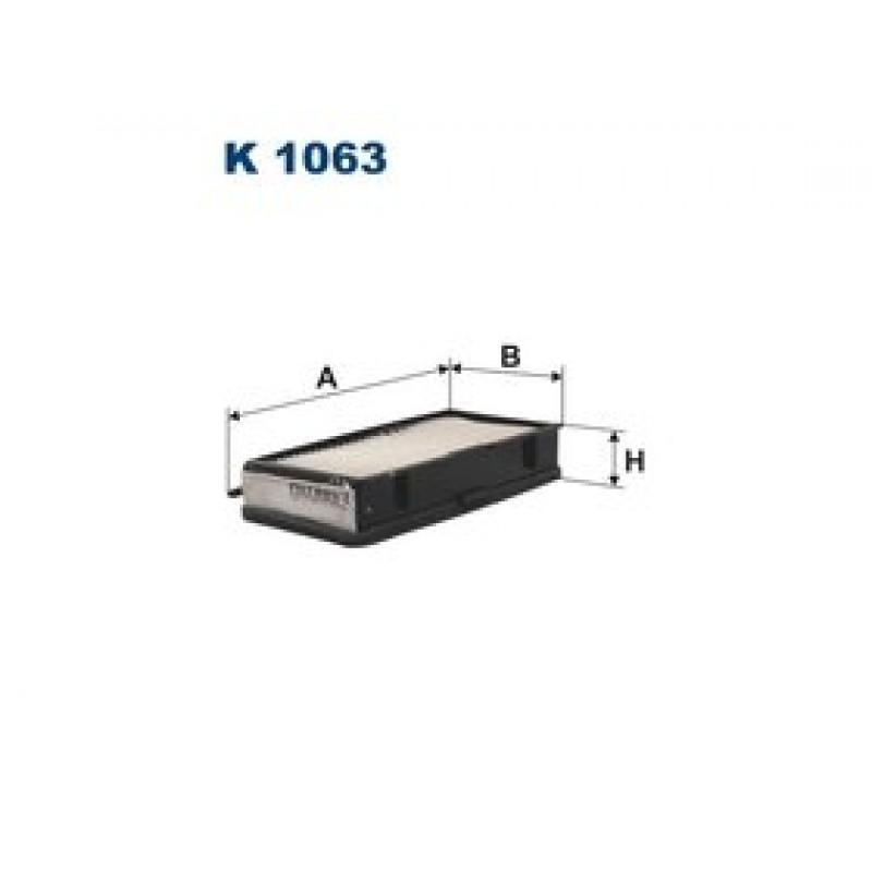 Kabinový filter Filtron K1063