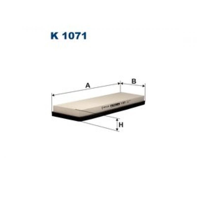 Kabinový filter Filtron K1071