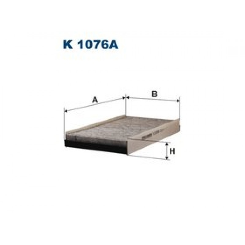 Kabinový filter Filtron K1076A