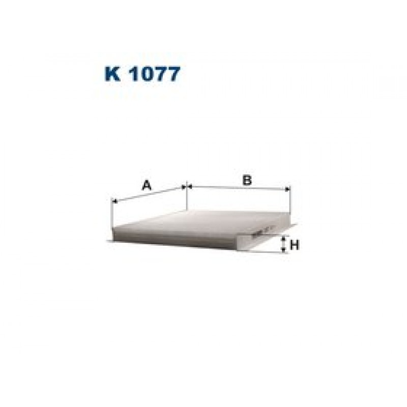 Kabinový filter Filtron K1077