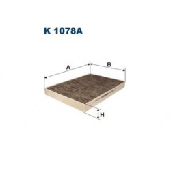 Kabinový filter Filtron K1078A
