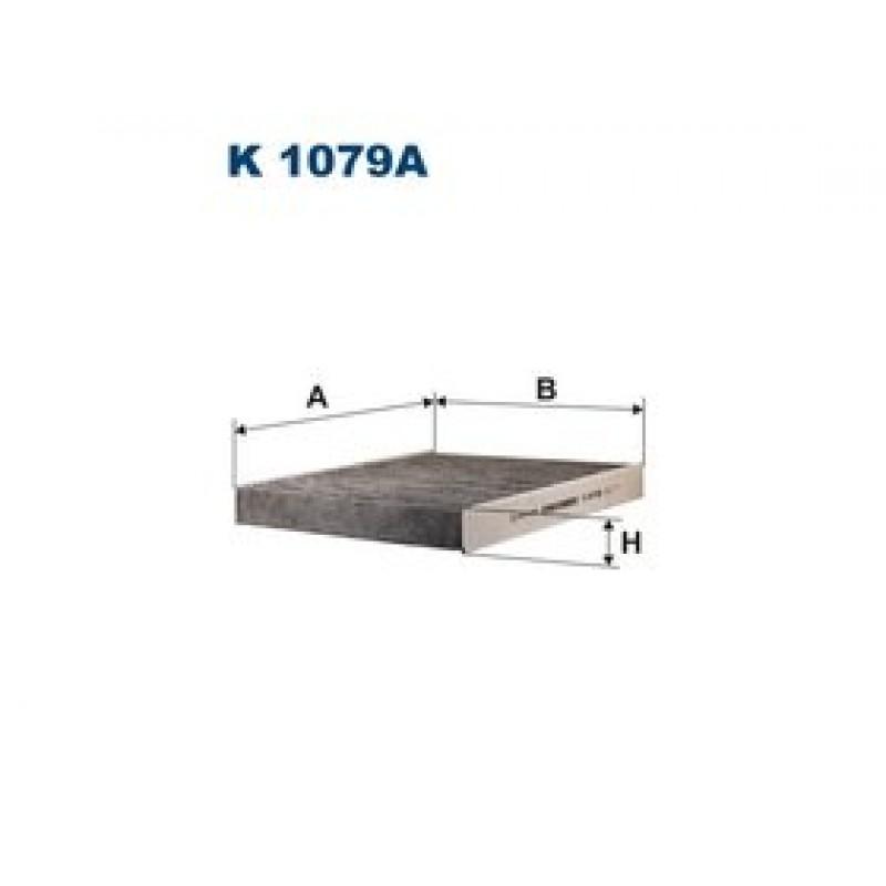 Kabinový filter Filtron K1079A