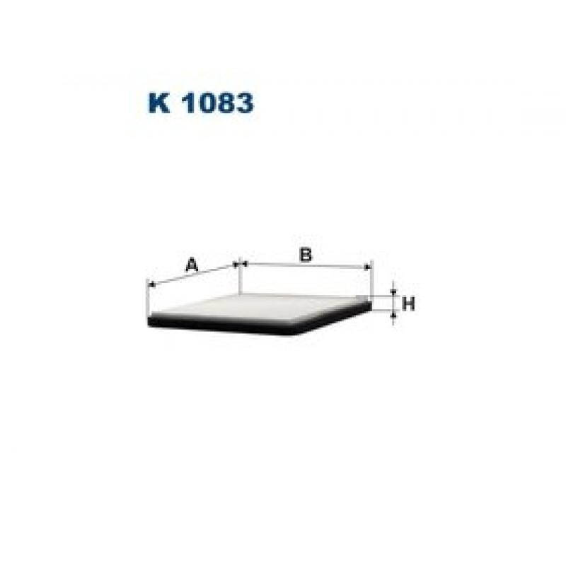 Kabinový filter Filtron K1083