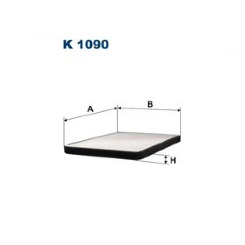 Kabinový filter Filtron K1090