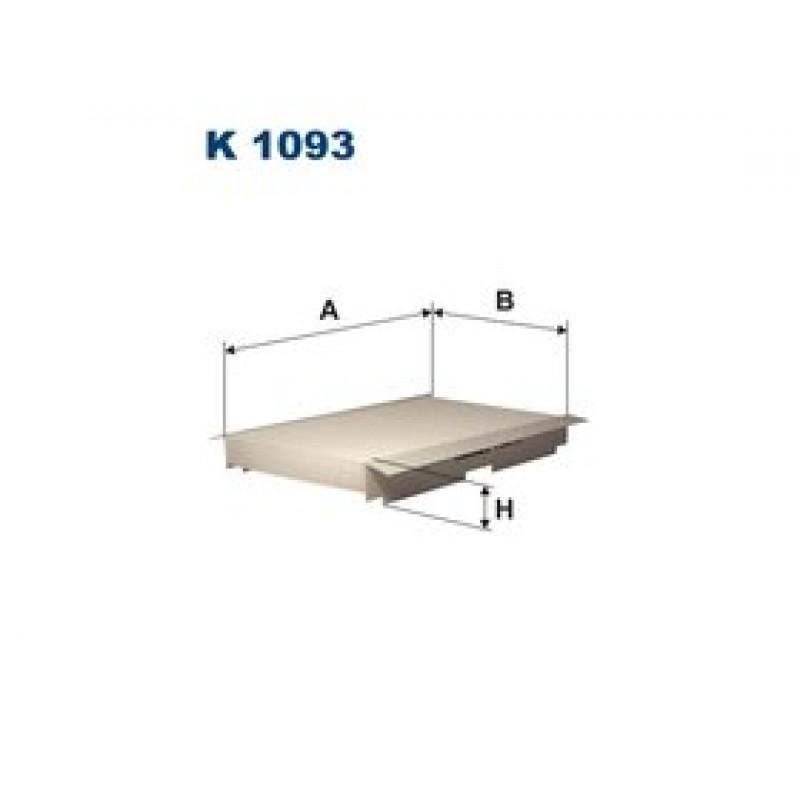 Kabinový filter Filtron K1093