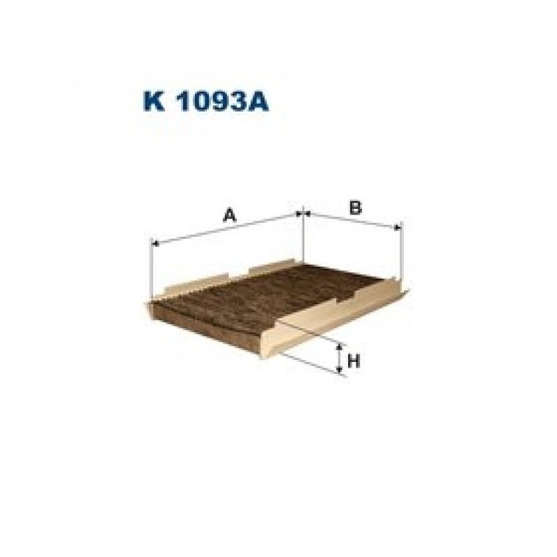 Kabinový filter Filtron K1093A